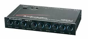 AUDIOBAHN CAR EQUALIZER