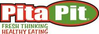 Pita Pit Dundas is now hiring!
