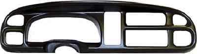 Dodge Ram Pickup 1500 2500 3500 Dash Instrument Bezel Cover Overlay 98 99 00 01