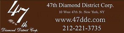 47th Diamond District Corp 47DDC