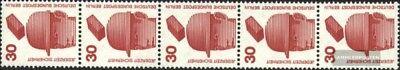 BERLIN WEST 406A RA F NFERSTREIFEN POSTFRISCH 1972 UNFALLVERH TUNG