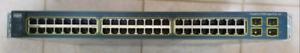 Cisco Catalyst 3560 PoE 48 Port Switch