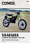 Yamaha YZ250 Manual