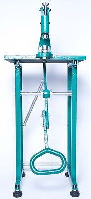 Grommet Snap Press Machine With Foot Press And Standof Your Grommets Eyelets