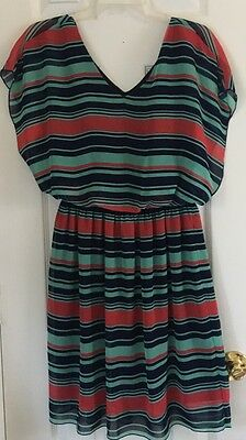 Womens Summer Dress By Valerie Bertinelli Size 6
