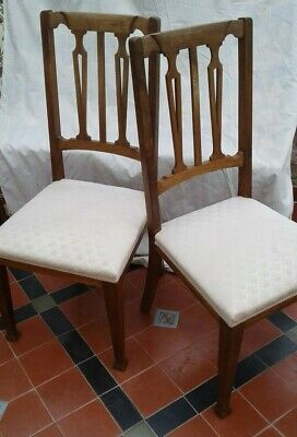 Two Georgean Chairs