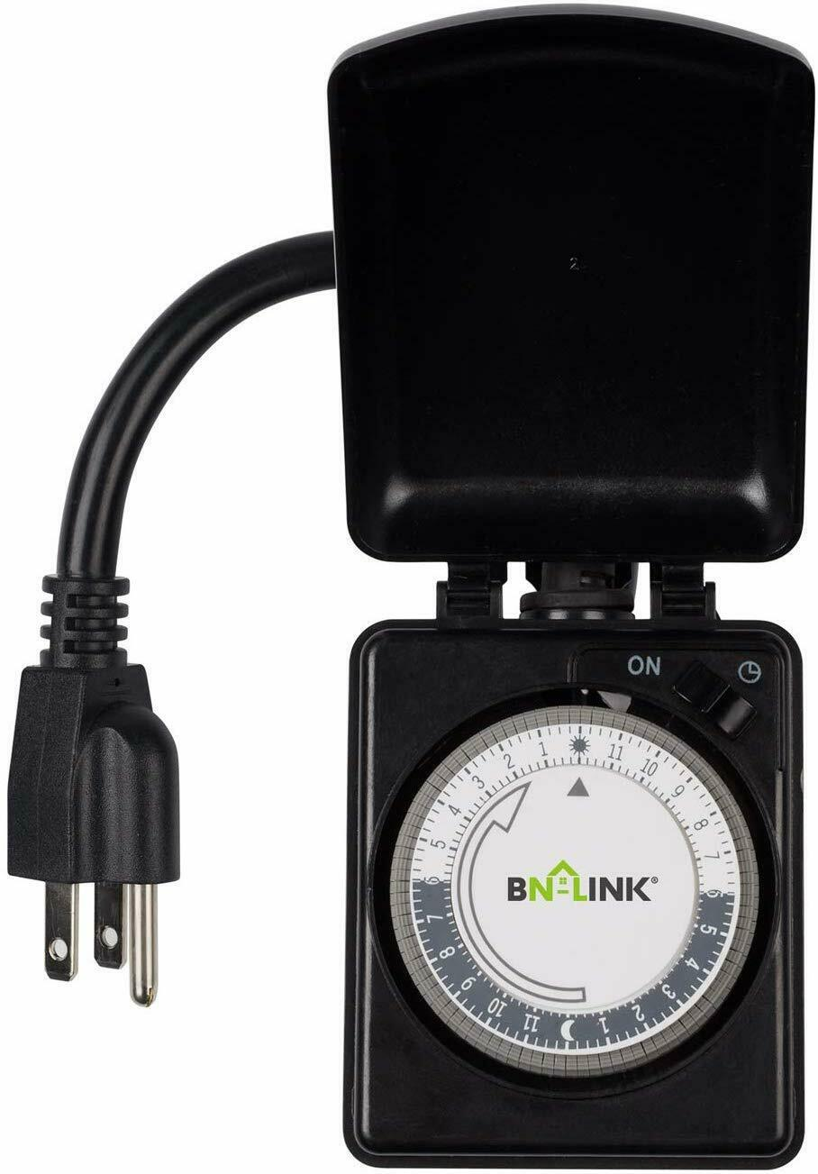 Century Compact Outdoor Mechanical 24 Hour Programmable Dual