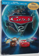 Cars 2 Blu Ray Steelbook