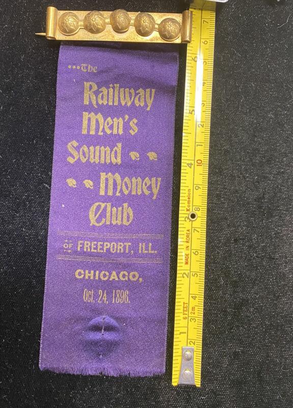 1896 Chicago Railway Men
