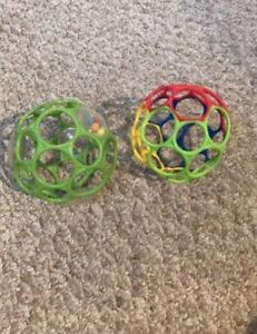 Oball and Oball rattle