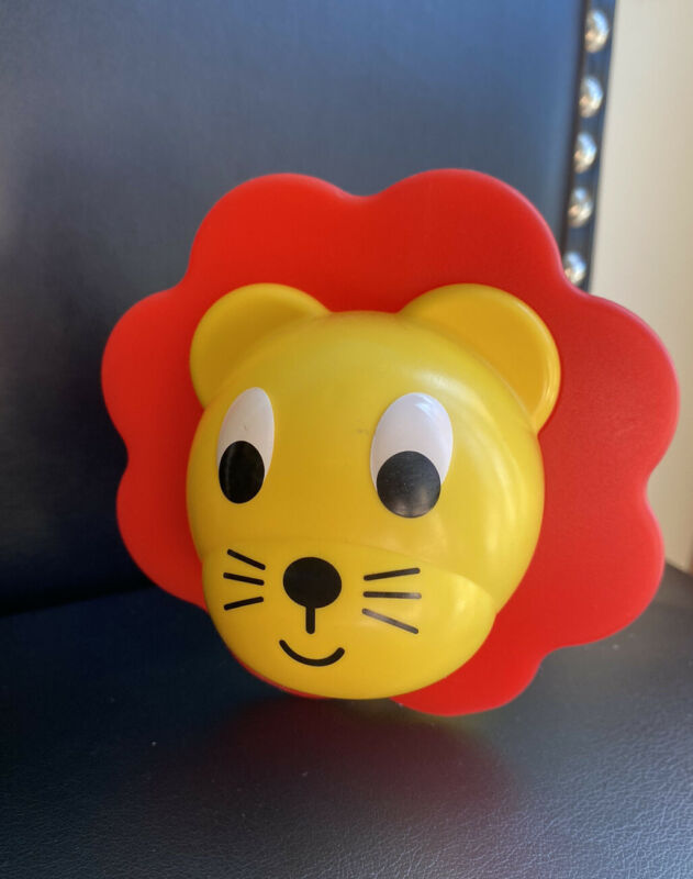 Evenflo ExerSaucer Jump & Learn Jumper Jungle Quest Lion Toy Replacement Part