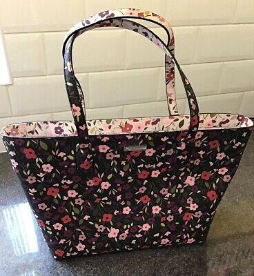 BNWT Kate Spade Laurel Way Boho Floral Medium Dally Tote Bag WKRU5524