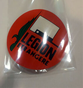 Autocollant stickers sticker legion etrangere kepi foreign for Stickers exterieur