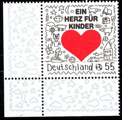 GERMANY- 2008 - SG3570 - B. CORNER ISSUE - MINT NEVER HINGED** sb