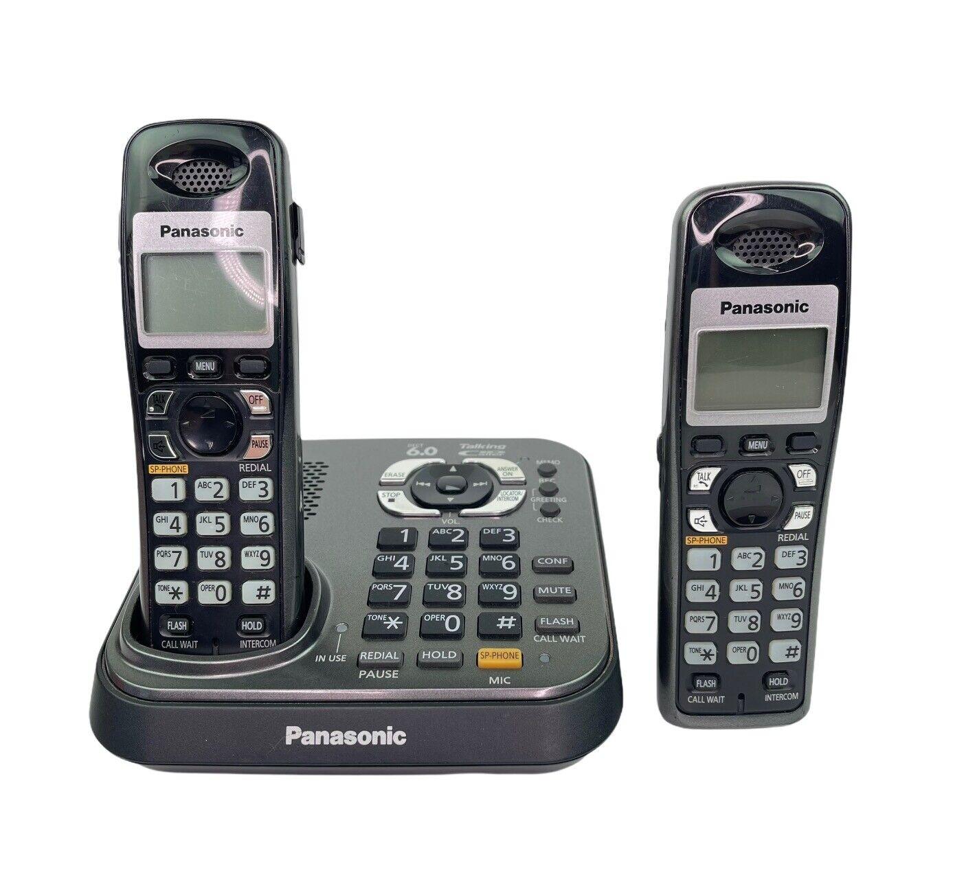 Panasonic KX-TG9341T Home Phone System Handset Answering Mac