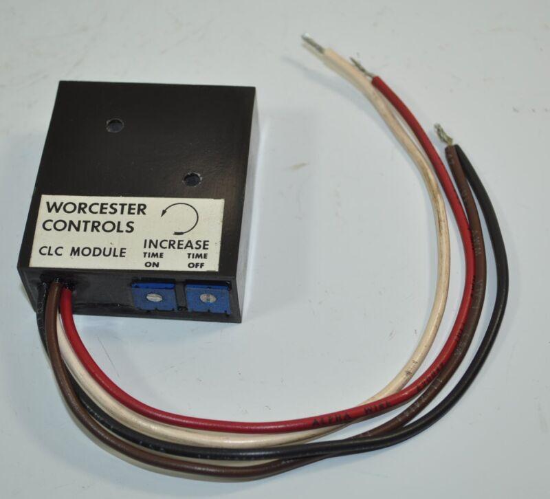 Worcester Controls Flowserve CLC Module - Cycle Length Controller