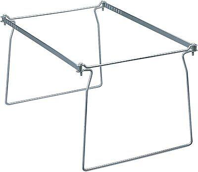 Office File Folder Frame Hanging Legal Size Holder Drawer Cabinet Rack