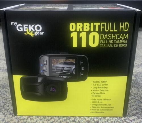 MyGEKOgear Orbit 110 1080 Full HD Dash Cam With Free 8GB MicroSD Card  - $80.00