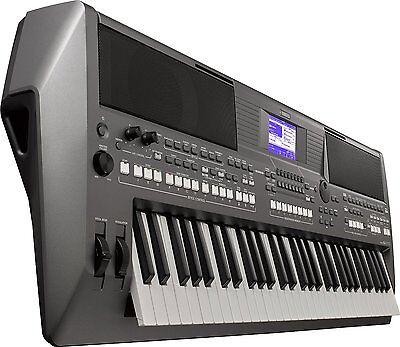 New YAMAHA PORTATONE Electronic Keyboard PSR-S670 61 Keys Music Japan F/S