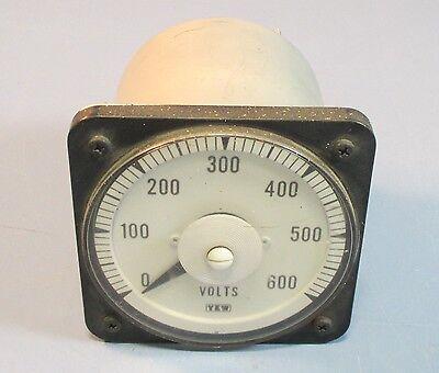 Yokogawa 103021pzsj7maf 7497a97h03 Ac Volt Meter Indicator Yew Used
