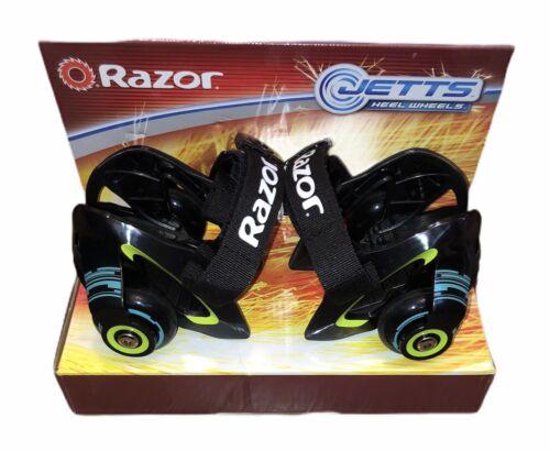 Razor Jetts Heel Wheels, Green