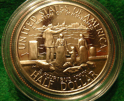 a469fd5aa5ab 1986-S Statue of Liberty PROOF Half Dollar Commemorative Coin US Mint