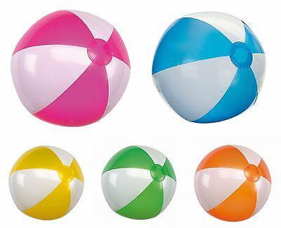2 / 5 / 10 x WASSERBALL Ø ca. 28 cm♦Wasserbälle♦Ball♦Kindergeburtstag♦Strandball