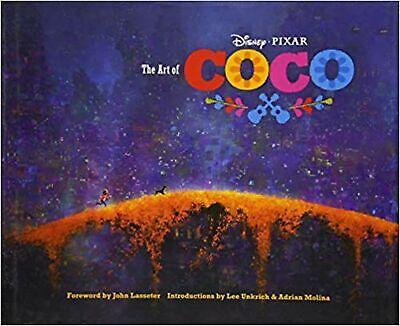 Купить CHRONICLE - The Art of Coco [Hardcover] Unkrich, Lee; Molina, Adrian and Lasseter, John