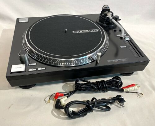 Reloop RP-7000 MK2 Direct Drive DJ Turntable - S#094C
