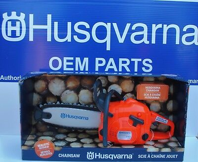 Husqvarna  Toy Kids Battery Operated chain saw chainsaw OEM