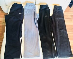 7 Pairs of Brand Name Men's Size S Athletic Pants!
