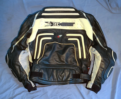 Joe Rocket Leathers with Brand New Inners
