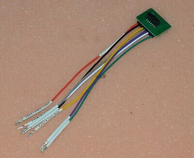 Xilinx Download Line Color Fly Line Transfer Hw-usb-flyleads-g Flying Wire