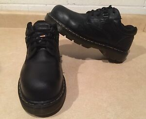 Dr. Martens Steel Toe Work Shoes Men's Size 9 Women's Size 10
