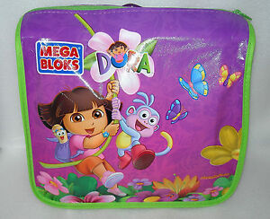 Mega Bloks Dora To The Rescue Dora The Explorer Building Block Set - BNWT