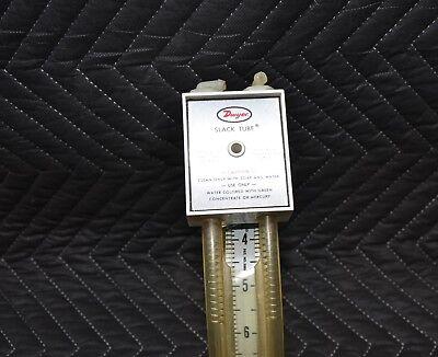 Dwyer Instruments Slack Tube Manometer Hvac Service U Tube