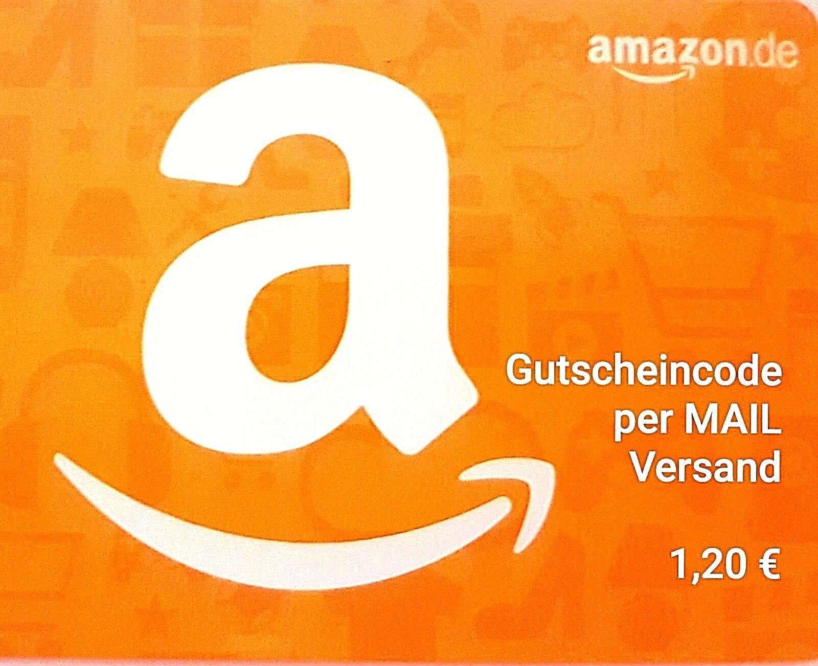 1,20€ Amazon Einkaufsgutschein  Voucher Coupon - 1 Gutschein pro Kauf