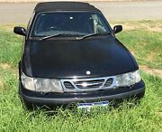 2002 Saab 9-3 Convertible Middle Swan Swan Area Preview