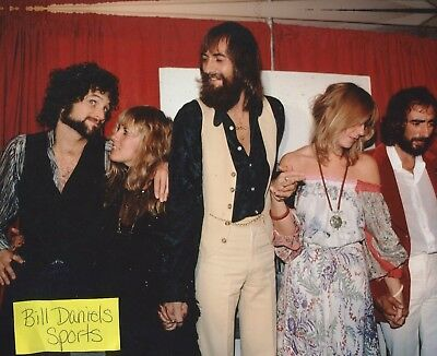 Fleetwood Mac Go Your Own Way Rhiannon Don T Stop Dreams Big Love 8 X 10 Photo 6