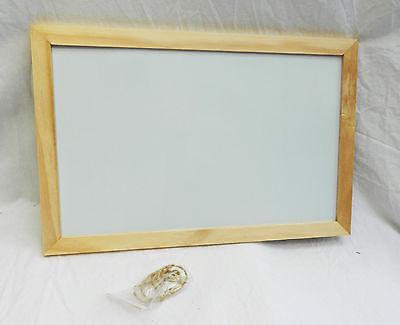 Reversible Chalk Board / Memo Board / Blackboard / Whiteboard - (Chalk Reversible Board)