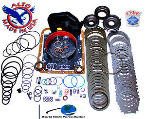 GM 4L60E Transmission Powerpack Rebuild kit 1997-2003 Stage 4
