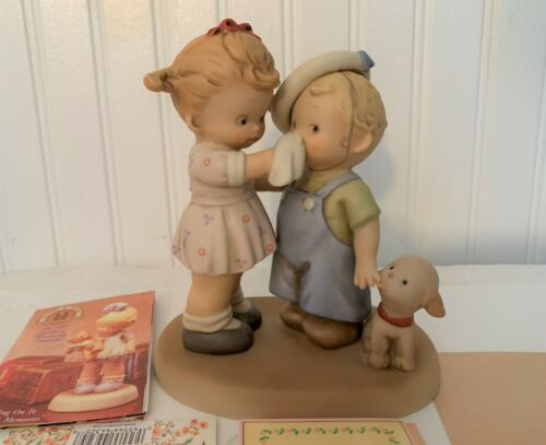 Enesco 1998 Memories of Yesterday MY981 A Little Caring Makes Everything Better