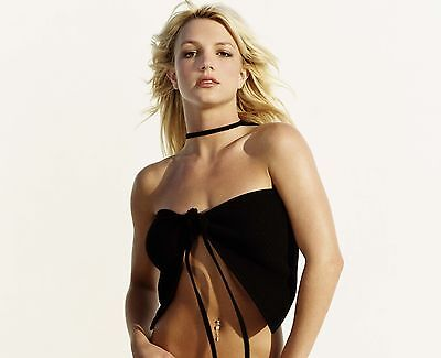 Britney Spears Unsigned 8x10 Photo (177)