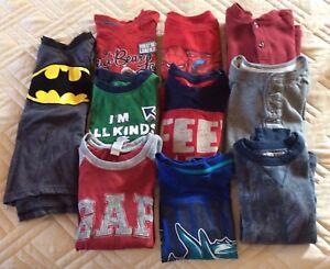 Boys clothes - 5T - 25 pieces