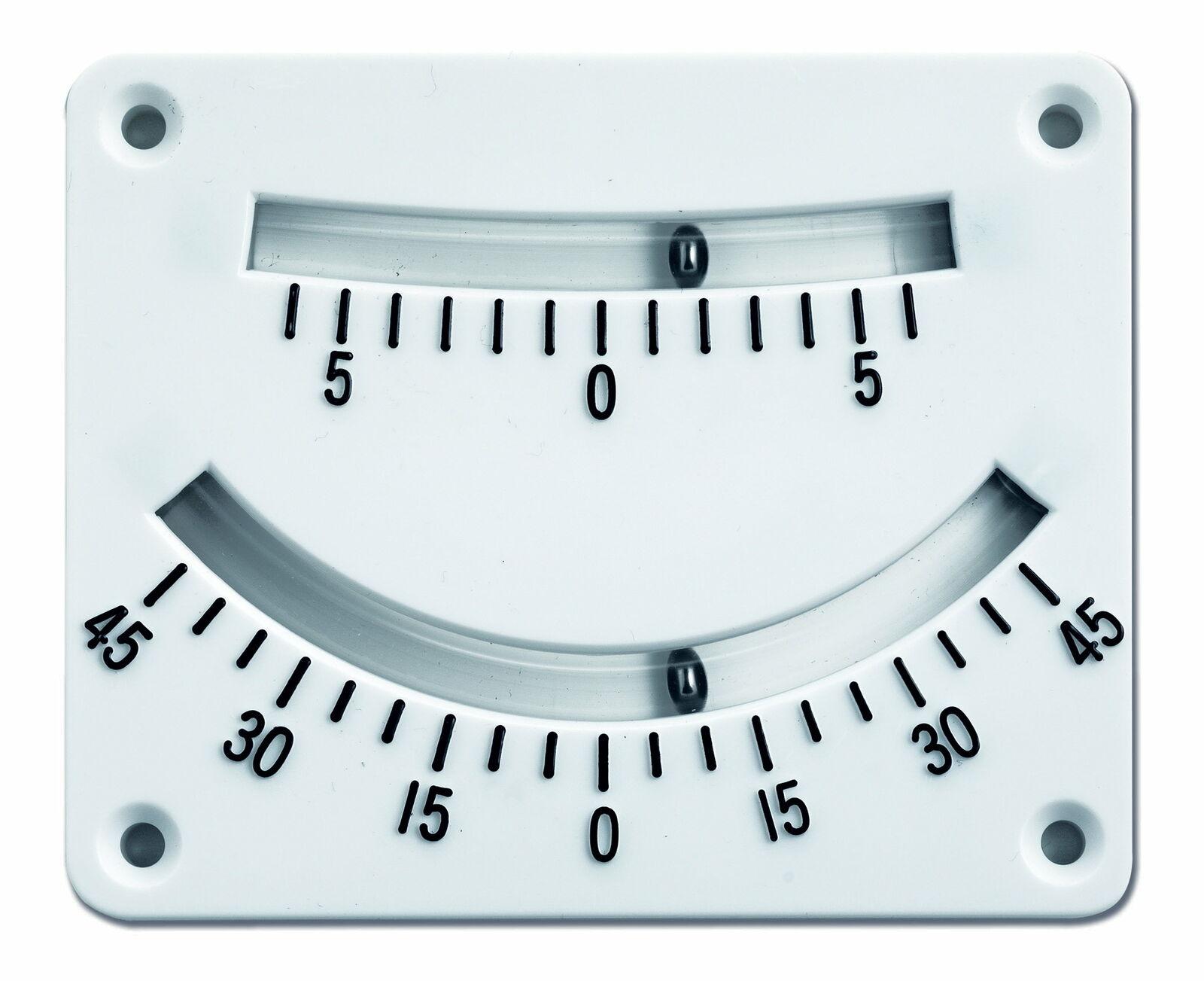 Krängungsmesser Clinometer Neigungsmesser Gefällemesser