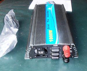 20 - 45v MPPT 1Kw  - 1,2Kw Grid Tie Inverter Wechselrichter BHKW Windrad Solar
