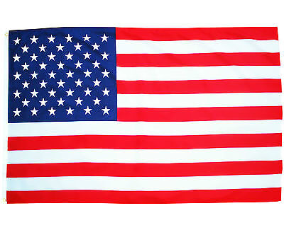 Fahne USA Querformat 90 x 150 cm U.S.A. National Hiss Flagge Stars & Stripes USA