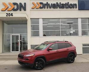 2017 Jeep Cherokee Limited 3.2L LIMITED AWD LEATHER ALLOY RIM...