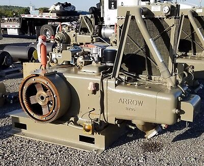 Arrow Engine Company L-795 65hp Natural Gas Engine New Surplus