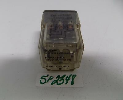 Potter Brumfield 120v Relay Krpa14ag